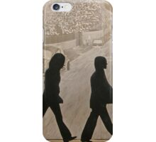 The Beatles ~ Abbey Road iPhone Case/Skin