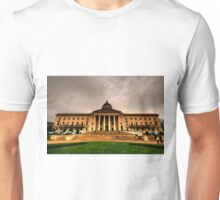 Manitoba Legislative Unisex T-Shirt