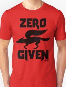 Zero (Star) Fox Given T-Shirt