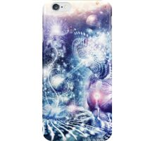 The Knowledge of The Planets iPhone Case/Skin