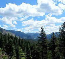 The Great Sawtooth's...Idaho by trueblvr