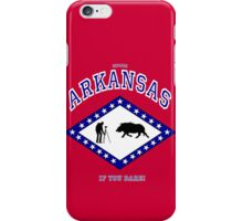 Explore ARKANSAS...If you DARE! iPhone Case/Skin