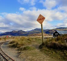 Warning Buried Cables by Kevin Cotterell