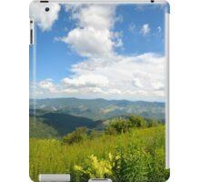 Blue Ridge Parkway 1 iPad Case/Skin