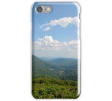 Blue Ridge Parkway 2 iPhone Case/Skin