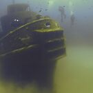 WRECK EXPLORER by NICK COBURN PHILLIPS