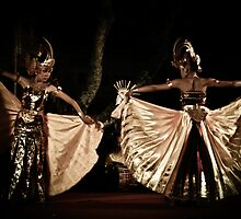 Legong Dance 3 by Normf