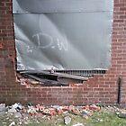 Hole in Wall by Badondeart