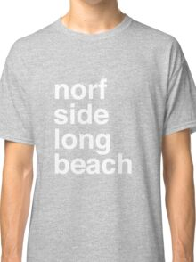 Norf Norf White Classic T-Shirt