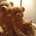 Teddy ride by Badondeart