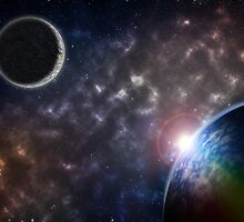 Space Dream by Palmertg