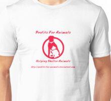 Profits For Animals - Logo Unisex T-Shirt