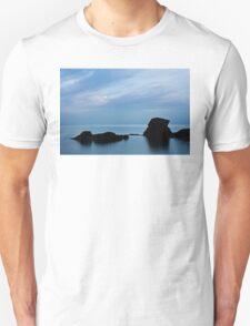 Lake Superior Under the Harvest Moon Unisex T-Shirt