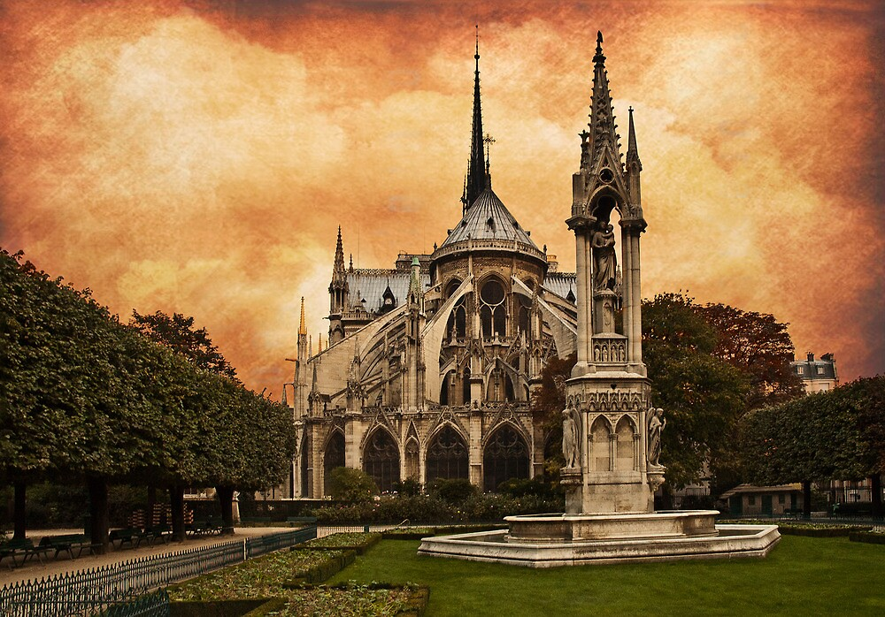 Cathedral by Mick Burkey