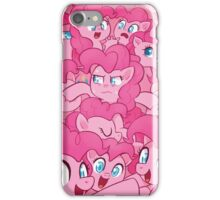 too many pinkie pies iPhone Case/Skin
