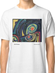 Swirl Therapy Classic T-Shirt