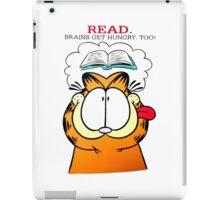 Garfield Hungry Brains iPad Case/Skin