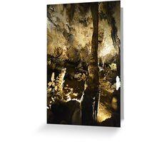 Luray Caverns 2 Greeting Card