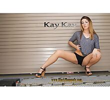 Kay Kay Photographic Print