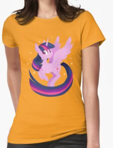 princess twilight sparkle Womens Fitted T-Shirt