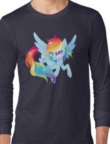 rainbow power Long Sleeve T-Shirt