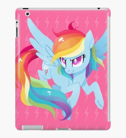 rainbow power iPad Case/Skin