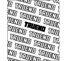 TRUENO Photographic Print