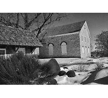 Historic Peace Church in Camp Hill, Pennsylvania Photographic Print