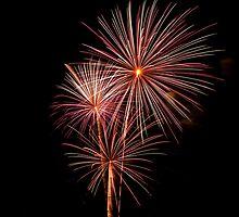 July 4th Fireworks by Joe Elliott