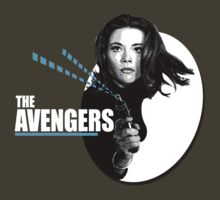 The Avengers- Emma Peel by TheeFunk