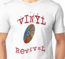 vinyl revival Unisex T-Shirt