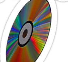 vinyl revival Sticker