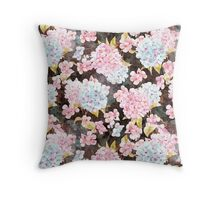 Blossom V2 Throw Pillow