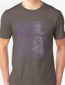 I am your host, your Ghost Host. Unisex T-Shirt