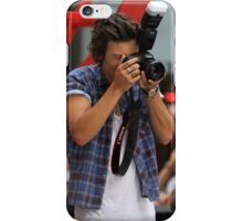 "Harry ""The Photographer"" Styles iPhone Case/Skin"