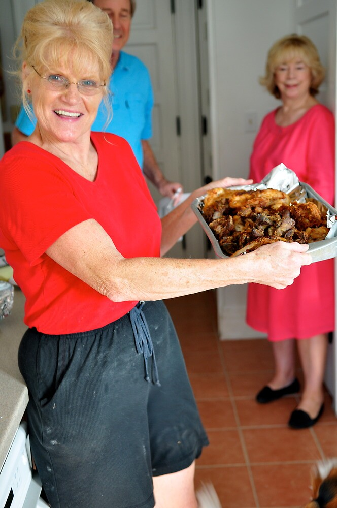 Donna's Fantastic Fried Chicken!!! by Ainsley Kellar Creations