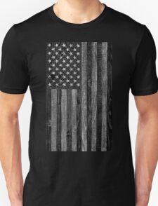 Mourning Glory (black & white) Unisex T-Shirt