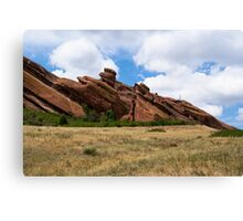 Denver CO Canvas Print
