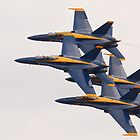 The Navy Blue Angels by Joe Elliott
