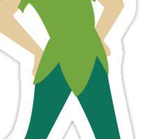 -Peter Pan Never grow up Sticker