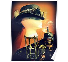 Steampunk Display 1.1 Poster