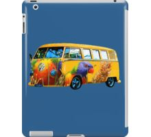 Lorikeet Bus Wrap iPad Case/Skin