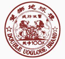 Double UOGlobe Brand by Synastone