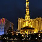 Paris of Las Vegas by Nikki Lesley
