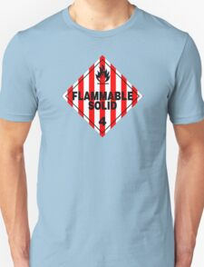 Flammable Solid T-Shirt