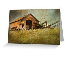 Another Indiana Farm Greeting Card