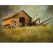 Another Indiana Farm Photographic Print