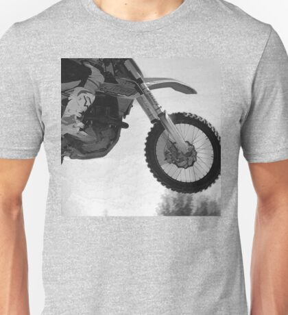 Motocross Dirt-Bike Championship Race Unisex T-Shirt