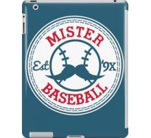 Mr. Baseball iPad Case/Skin