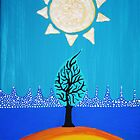 REDREAMING I AM TREE by WENDY BANDURSKI-MILLER